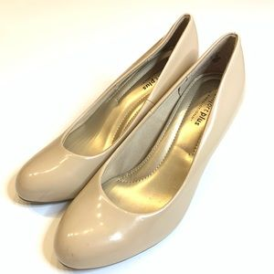 Comfort Plus by Predictions Nude Pump (size: 7)